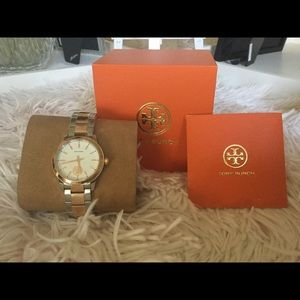 New Authentic Tory Burch Watch